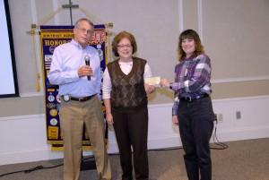 Art Gakstetter (L), Cindy Dobbins (C), and Jennifer Dorman (R)